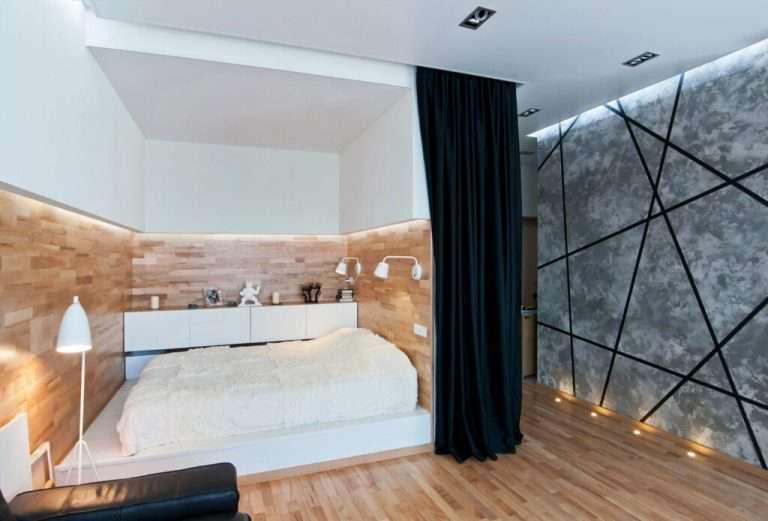 10 способов спрятать кровать в гостиной! Советы от дизайнеров, как оформить гостиную со спальней | Все для дома