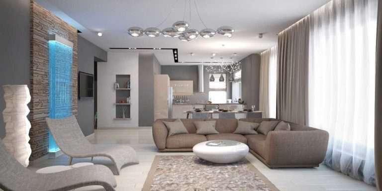 25 идей гостиных в стиле минимализм: дизайн, варианты интерьера, мебель