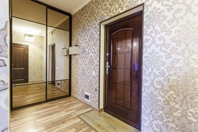 75 идей дизайна прихожей и коридора: особенности отделки и стиля