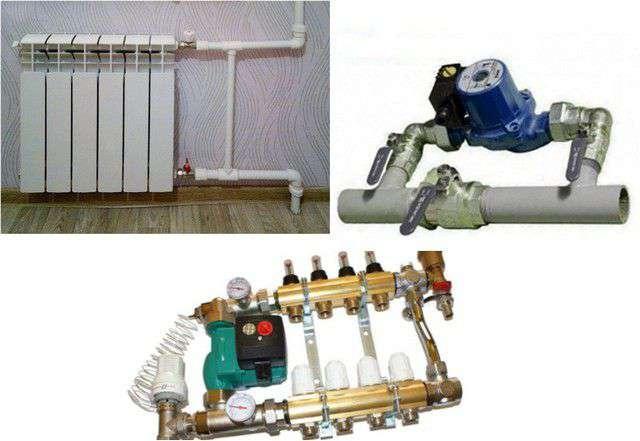 Байпас в системе отопления что это такое — теория его необходимости и практика установки