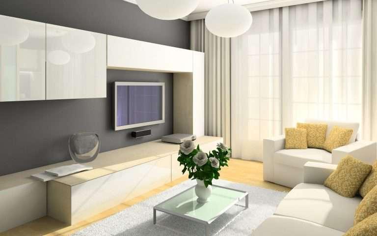 Дизайн гостиной комнаты площадью 16 кв