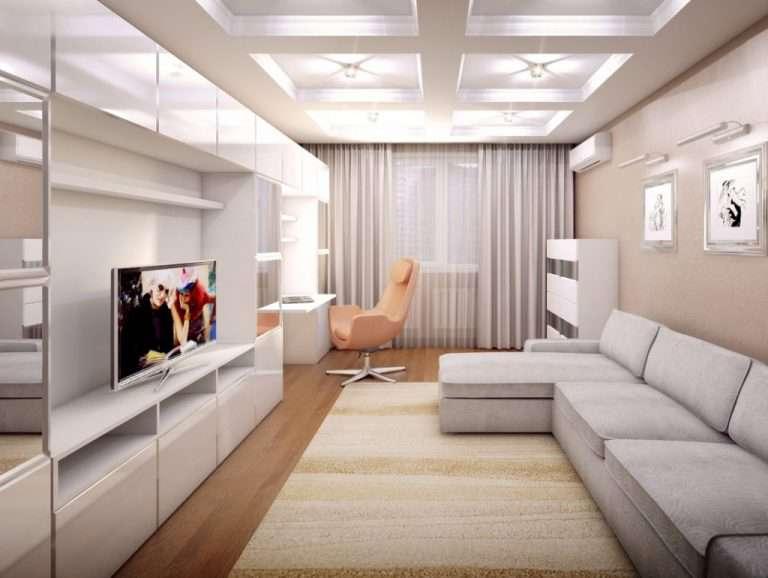 Дизайн интерьера гостиной 20 кв м (90 фото) — зонирование комнаты