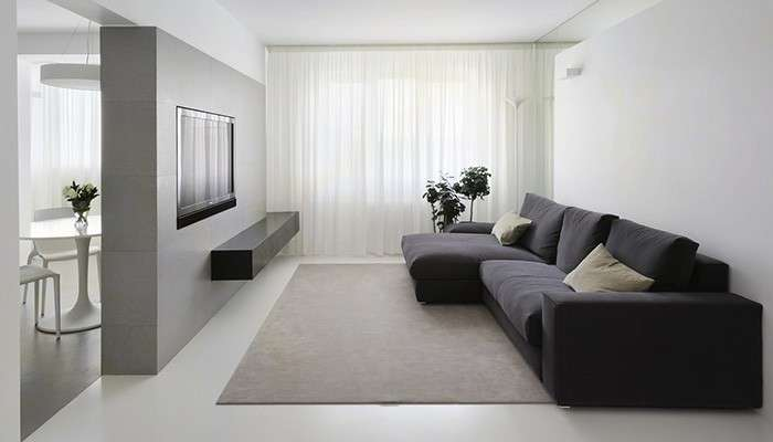 Дизайн интерьера однокомнатной квартиры: идеи и рекомендации в 2020 году | Блог