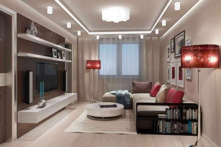 Дизайн комнаты 18 кв м, дизайн зала в квартире 18 кв м — интерьер комнаты 18 кв м, ремонт комнаты 18 кв м дизайн: фото, планировка, как обставить