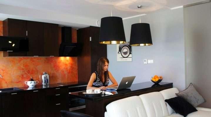 Дизайн комнаты студии (39 фото): современные идеи-2021 для интерьера; хрущевки; площадью 20 и 25 кв