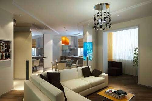 Дизайн квартир п 44т: проекты типовых однокомнатных, двухкомнатных, трехкомнатных 121 серии
