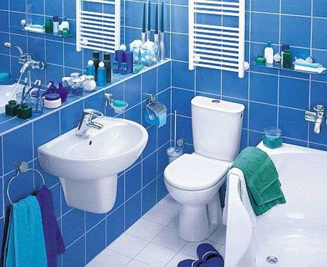Дизайн ванной комнаты маленького размера — рассматриваем возможные варианты