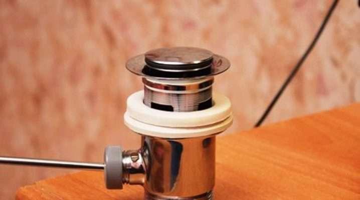 Донный клапан в смесителе: что это такое, зачем и для чего нужен, преимущества и виды смесителей для умывальника с донным клапаном