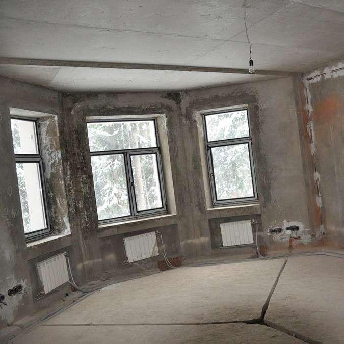 Этапы отделки квартиры в новостройке