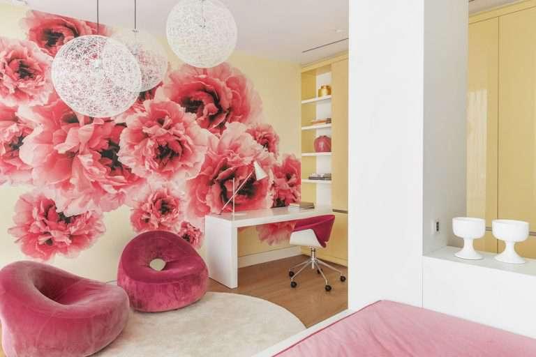 Фотообои в гостиную: 145 фото лучших стильных идей и красивого оформления