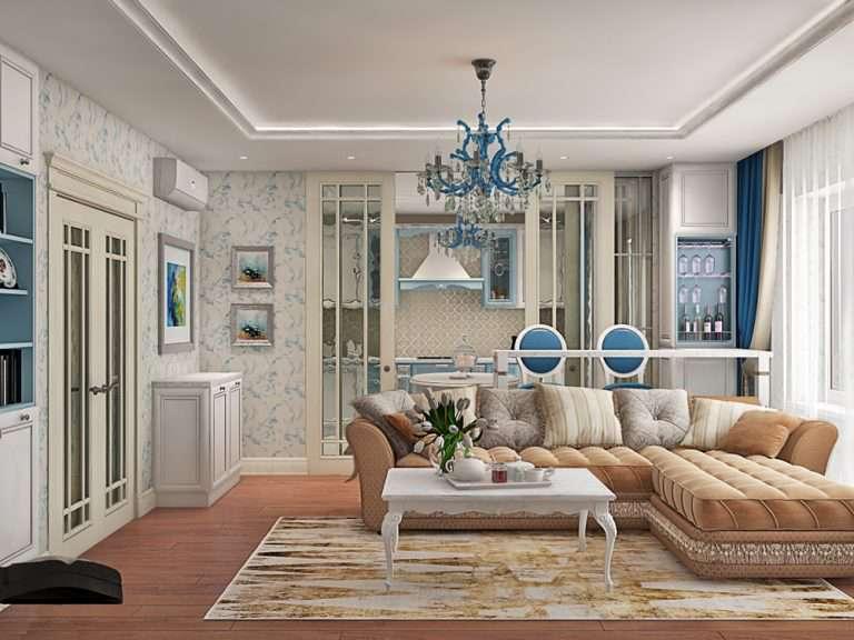 Гостиная в классическом стиле: 70 фото дизайна интерьеров, классика