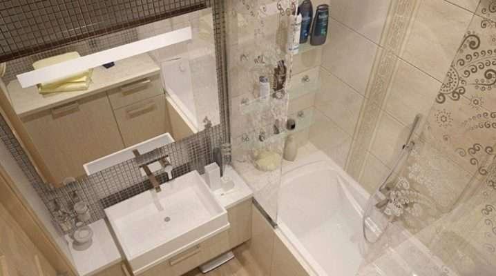 Как обустроить маленькую ванную комнату 120 фото-идей дизайна   — Статьи о строительстве, ремонте, отделке домов и квартир