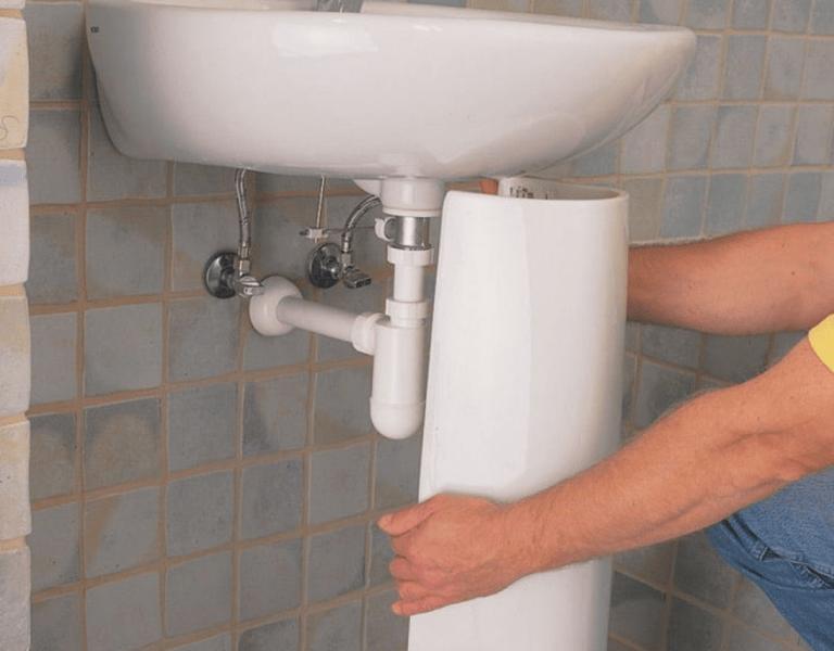 Как подключить мойку к канализации: 4 этапа установки раковины своими руками / Раковина / Водопровод и сантехника / Публикации / Санитарно-технические работы