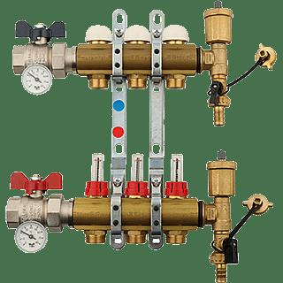 Как правильно выбрать коллектор для водоснабжения | Устройство, особенности, советы