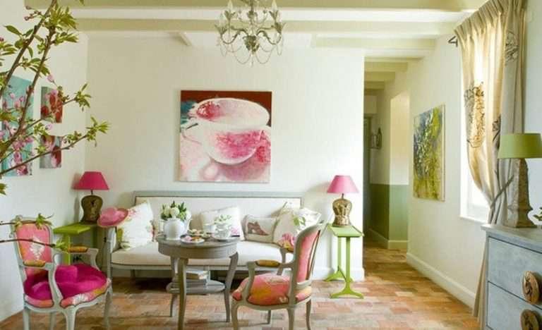 Картины в интерьере дома: принципы выбора живописных декораций
