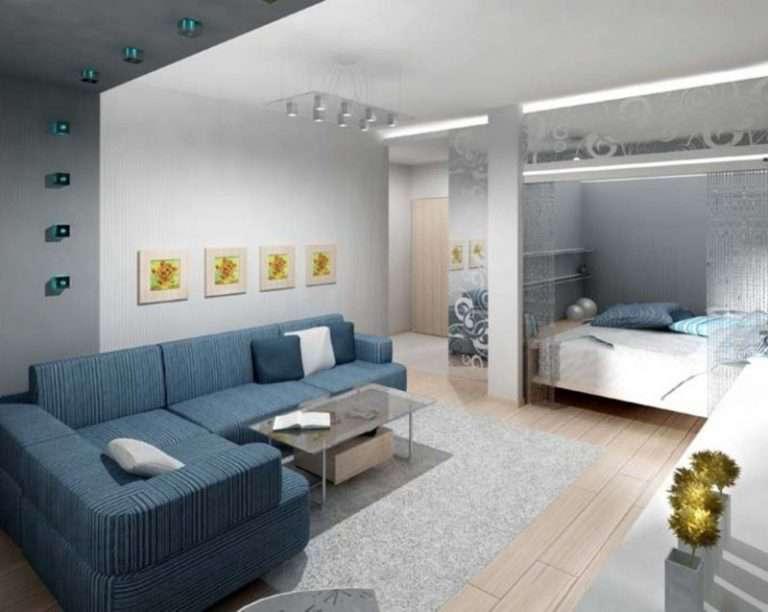 Кровать в гостиной — 150 фото идеальных вариантов в интерьере гостинойДизайн гостиной