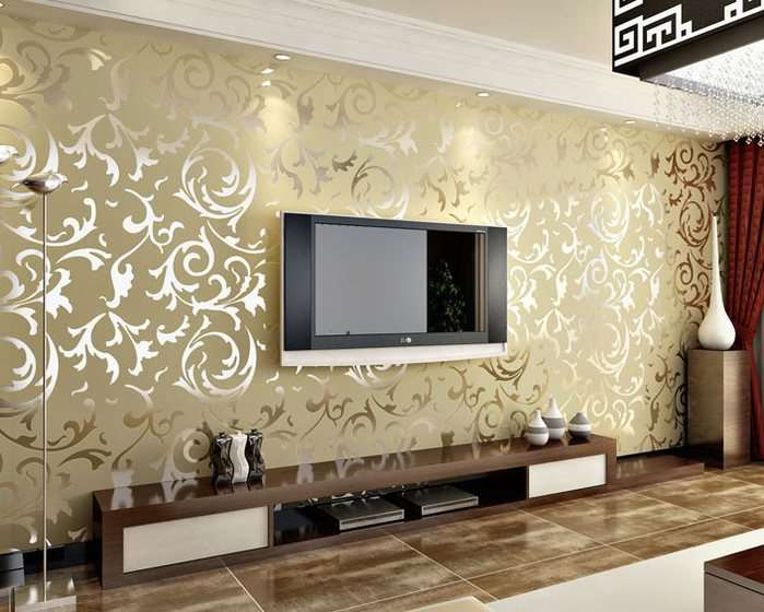 Обои для зала   Обои в зал фото в квартире   Дизайн обоев 2016   Pinedesign