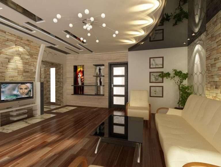 Потолок в зале: дизайн, фото идей оформления красивых, современных потолков, виды потолков в гостиной, советы по выбору
