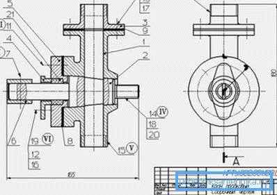 Пробковый кран: устройство, использование, неприятности — Учебник сантехника  