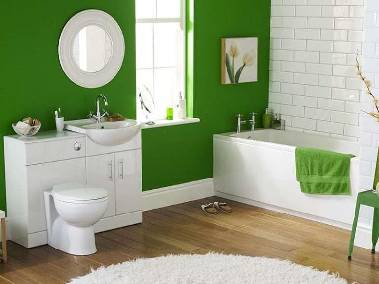 Ремонт ванной и туалета эконом- и премиум-класса и пошаговая инструкция