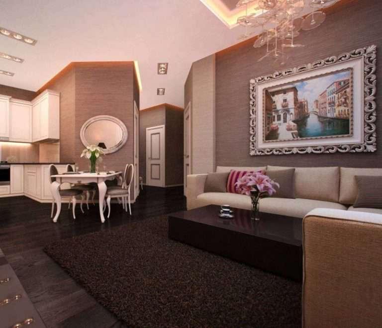 Темный пол в гостиной — 84 фото лучших идей красивого интерьера! Дизайн гостиной