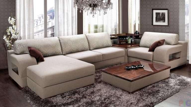 Угловые диваны в гостиную: 100 фото-идей больших и маленьких диванов в зал