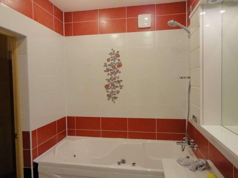 Укладка плитки в ванной: правильная облицовка кафелем и варианты монтажа