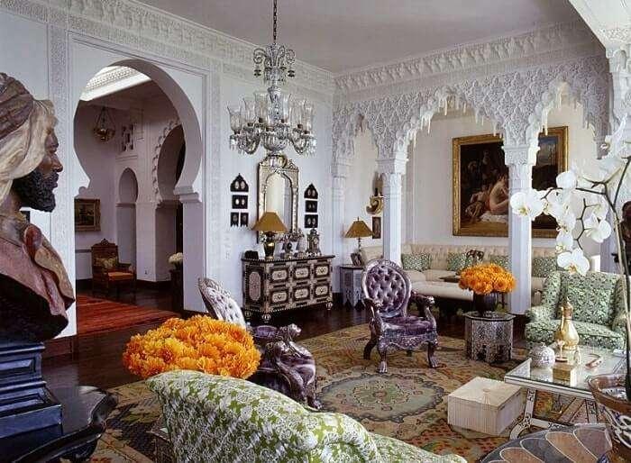 Восточный стиль в интерьере: особенности, направления, оформление комнат