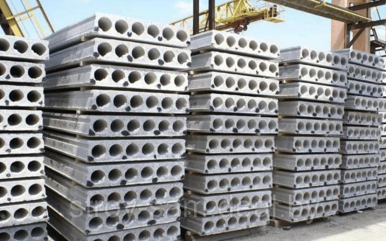Качественное строительство: плиты перекрытия