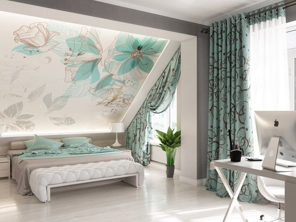 Красивый дизайн спальни 2021-2022 года, фото, новинки, тенденции