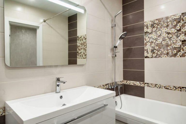 Ремонт ванной комнаты под ключ. Фото и цены